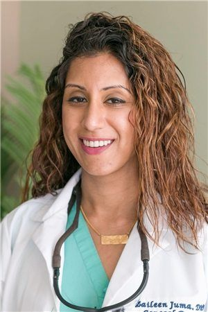 Get to Know Dr. Zaileen Juma, a Top Dentist in Welleby Family Dental